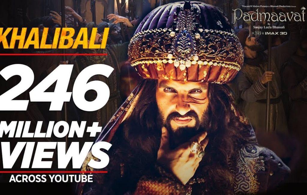 Padmaavat Video Song – Khalibali